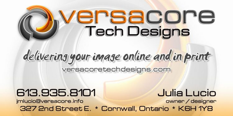 VersaCore Tech Designs presents THE EVENTS