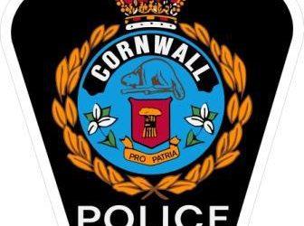 Cornwall Community Police Logo.