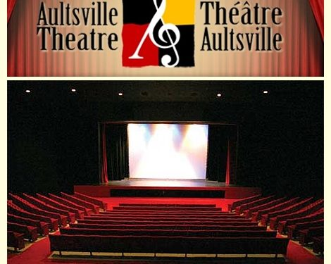 Aultsville Theatre will get welcomed upgrades with the $64,000 grant they received.