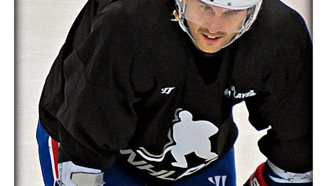 Brian Gionta was in Cornwall back in November of 2012 for a Charity game. He left the 2013 playoffs early with an injury.