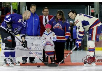 Cornwall River Kings $1000 Madison cancer battle
