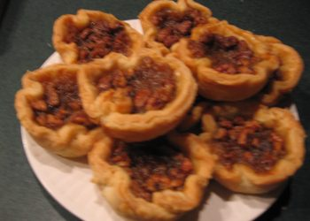 MAPLE SYRUP BUTTER TARTS