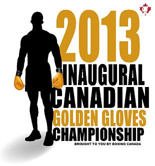 Canadian Golden Gloves 2013 Cornall Ontario