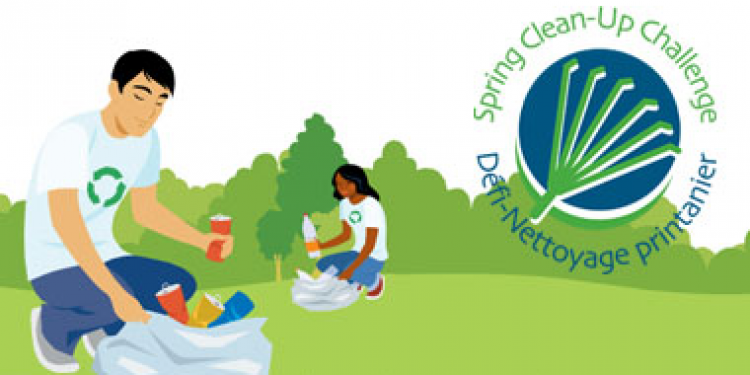 Cornwall Ontario Spring Clean-Up Challenge