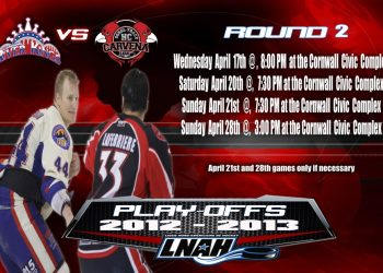 Cornwall River Kings Playoff Round 2