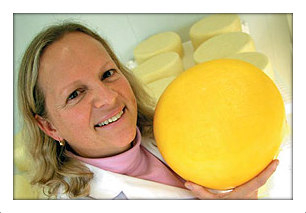 Glengarry Fine Cheese Margaret Peters-Morris