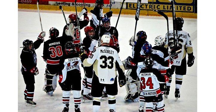 NHL Alumni Game Marty McSorley Cornwall