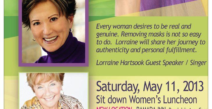 OVO Lorraine Hartsook Guest Speaker