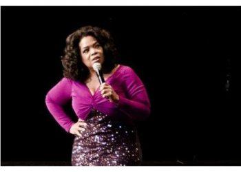 Oprah Winfrey Photo by Franca Raco