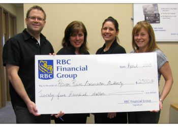 RBC Blue Water 2013 earth day