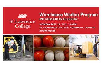 SLC Warehouse Worker Program