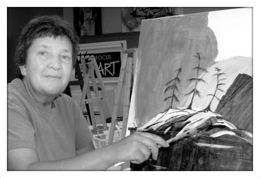 Sandra Taylor Focus Art