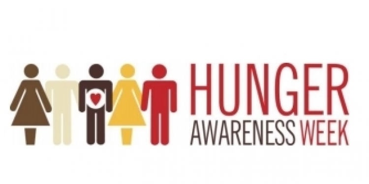 Agape Centre Hunger Awareness Week