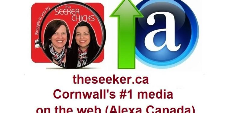 The Seeker Website ranks #1 among all media in Cornwall Ontario - Alexa Canada Stats