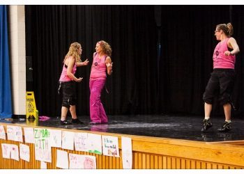 Zumba Relay for Life Cornwall Ontario