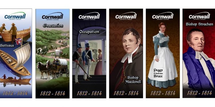 Cornwall Ontario War of 1812