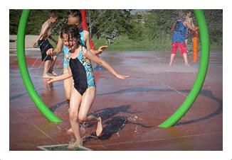 Cornwall Splash Pads