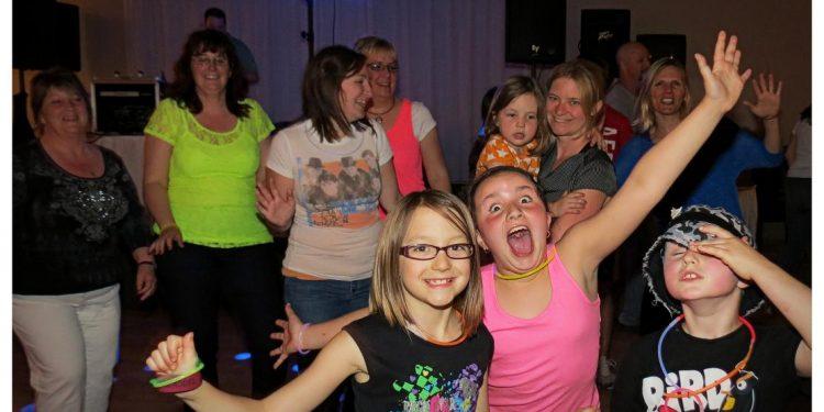 Dance party and Spaghetti dinner Agape Centre
