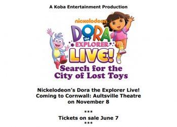 Dora the Explorer Live Cornwall Ontario