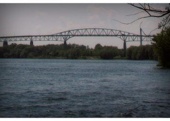 International Bridge Cornwall Ontario