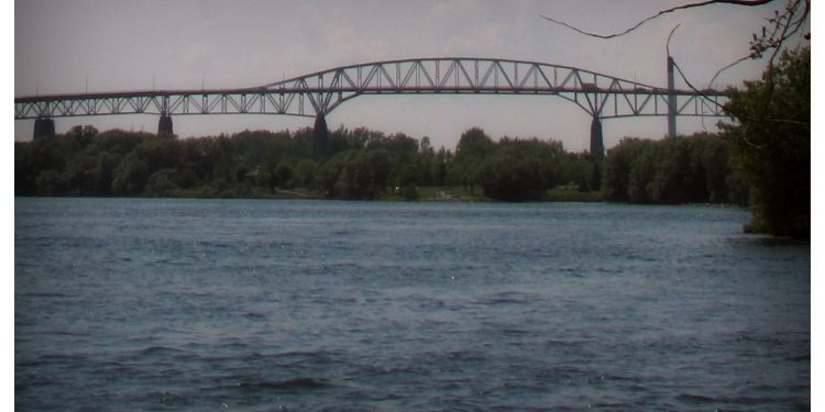 International Bridge Cornwall Ontario