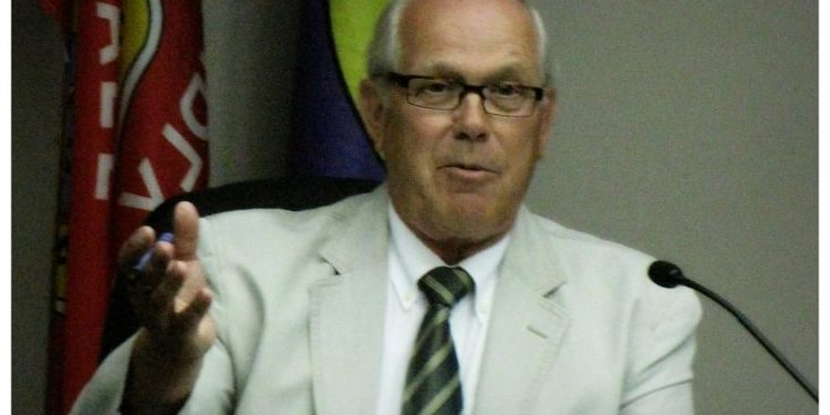 Mayor Bob Kilger Cornwall Ontario