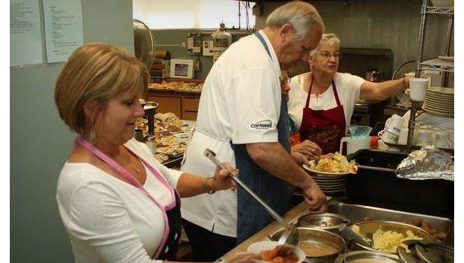 The Agape Centre - Mayor Bob Kilger and Angie Baker Corus