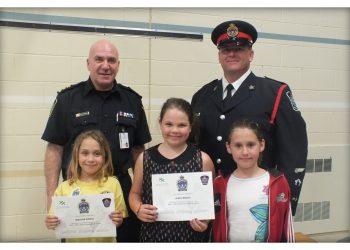 Junior Constable Program Cornwall Ontario