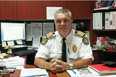 City of Cornwall appoints Richard McCullough as Fire Chief