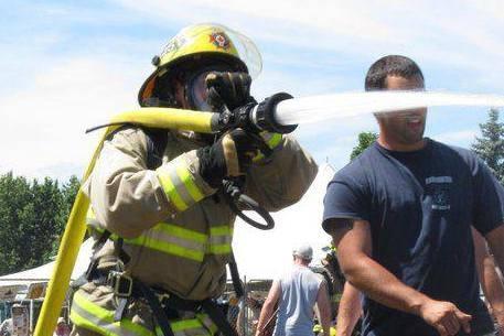 Ingleside Firefighter Challenge 2013