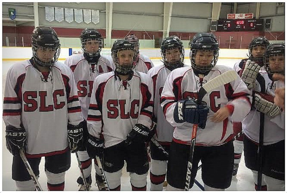 SLC Sharks Womens Hockey