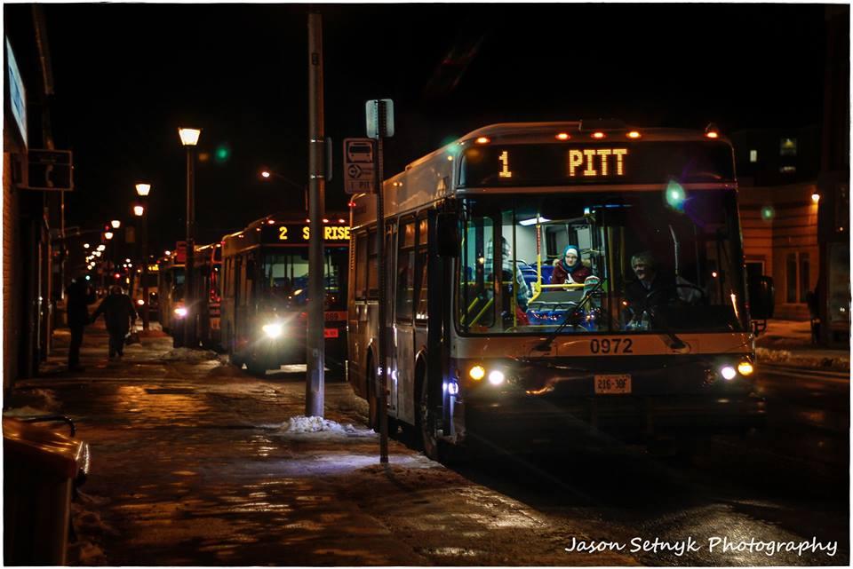 Cornwall Transit Bus
