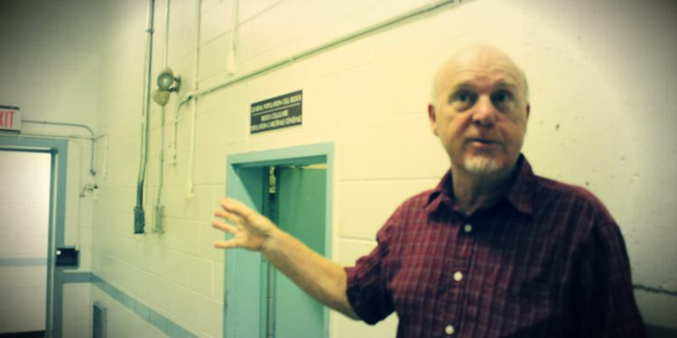 Ian Bowering takes you deep into the darkness of the Historic Cornwall Jail