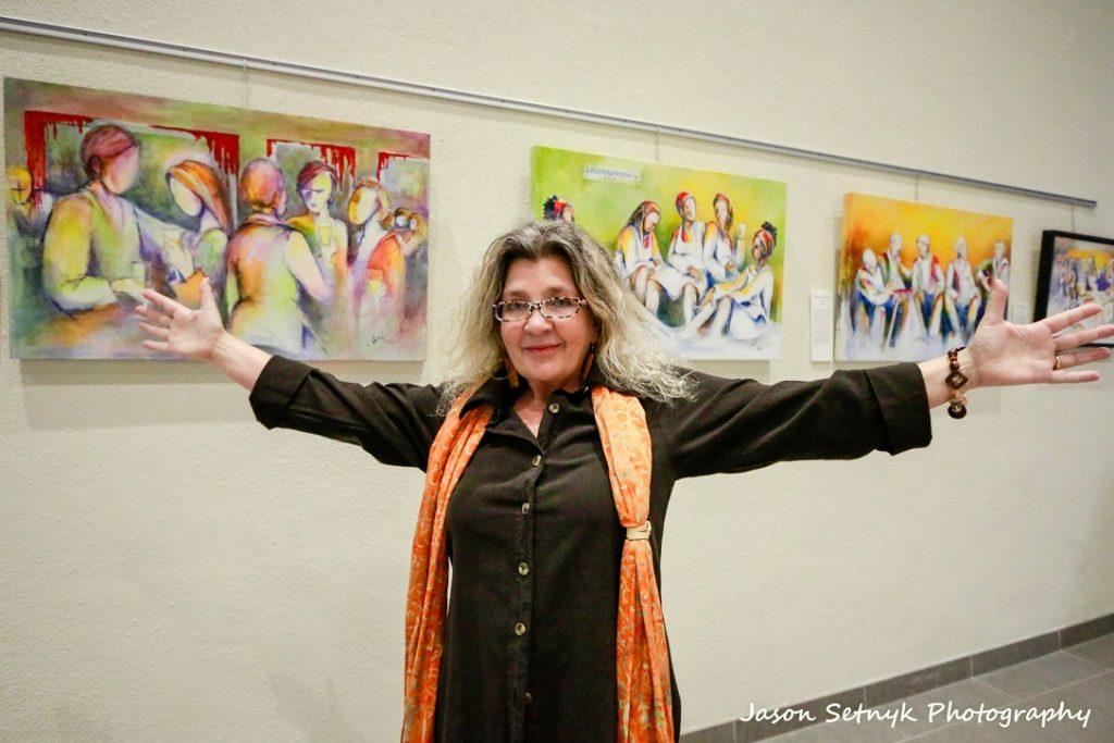 Sandra Taylor Hedges YAC web