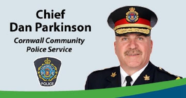 Chief Daniel Parkinson Cornwall Police
