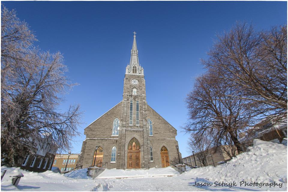 Church Cornwall Ontario