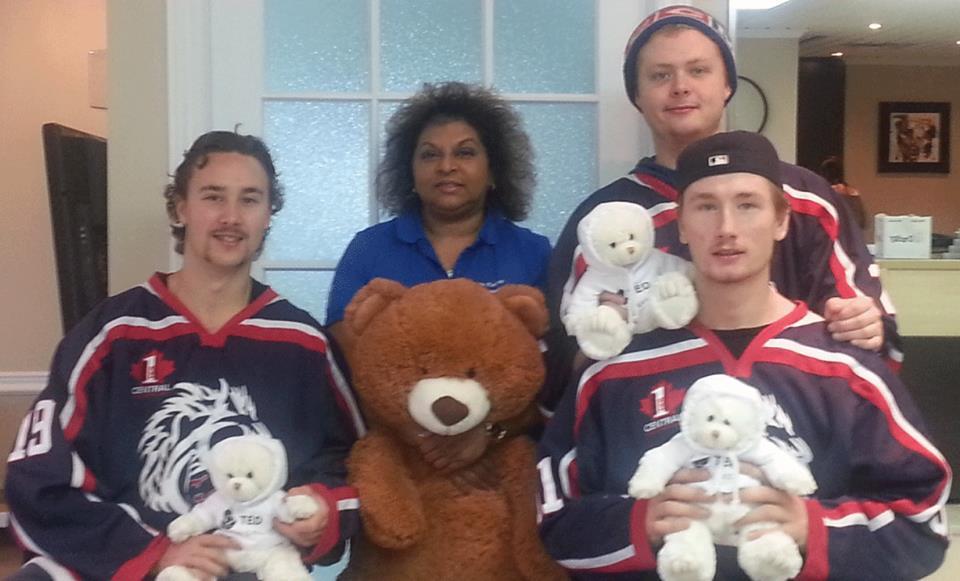 Cornwall Colts Teddy Bears