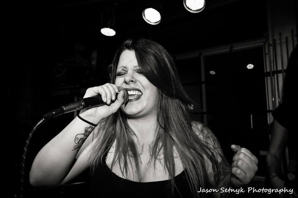 JamieLee RawRawRiot Punk