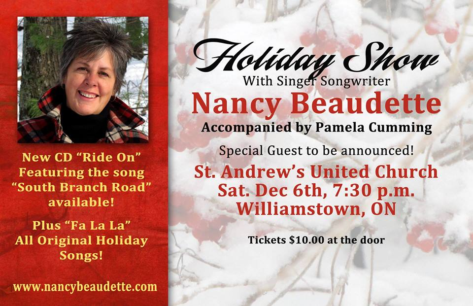 Nancy Beaudette Holiday Show