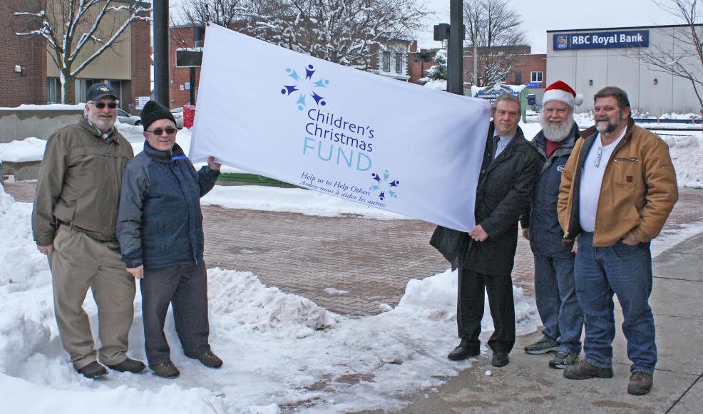 Childrens Christmas Fund Week