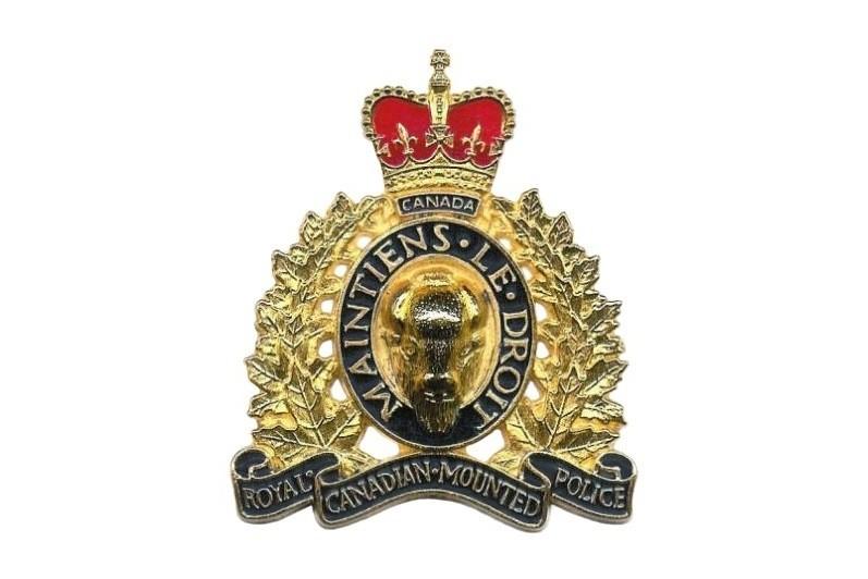 RCMP badge logo