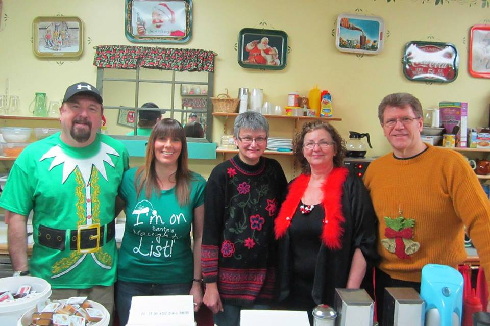 Ugly Sweater Day for the United Way
