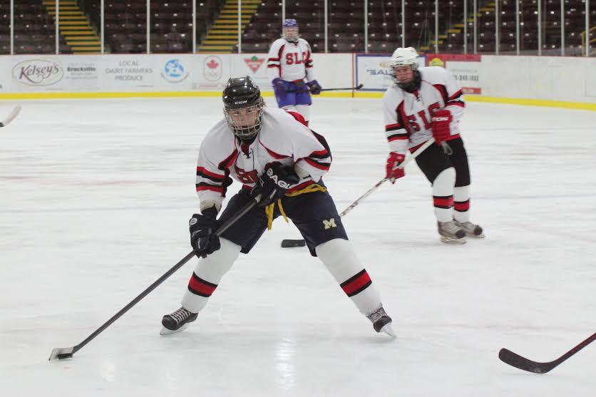 SLC Sharks Hockey Quarter Finals
