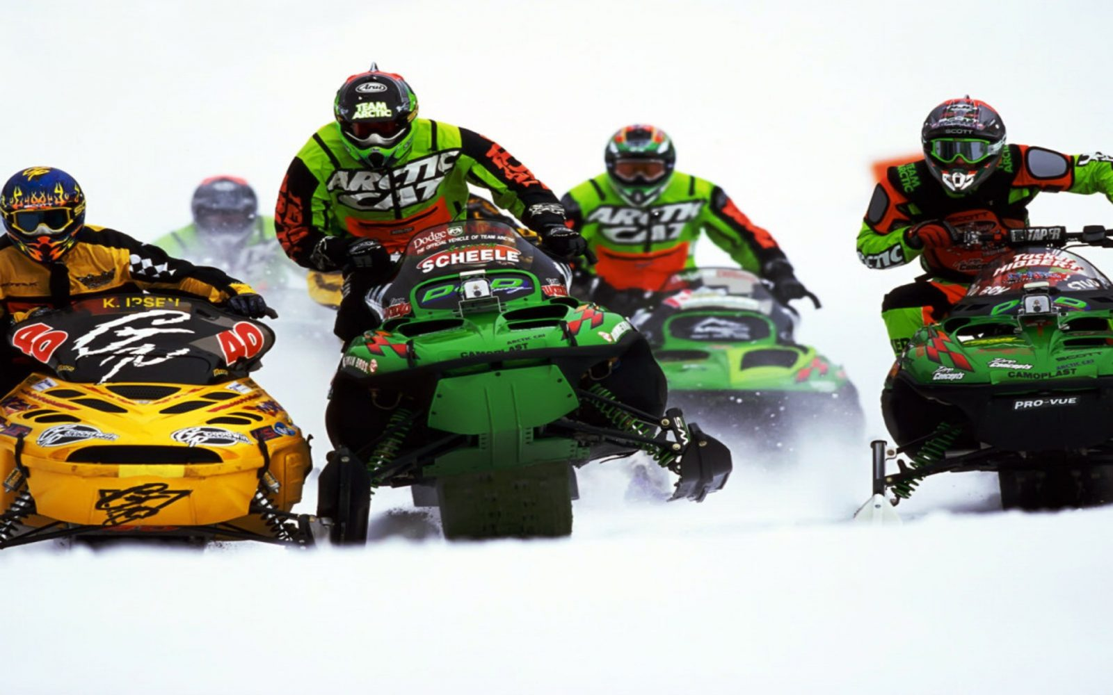 Cornwall Speedway to hold thrilling snowmobile Circuit Pro Tour