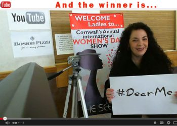 Click to Launch Winner's #DearMe Video...