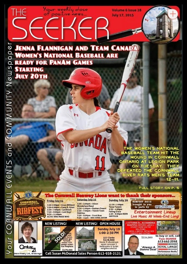 Seeker Cover - July 17th 2015