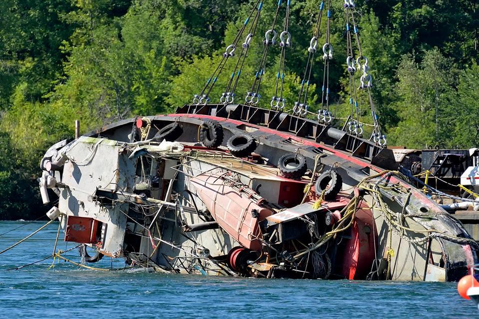 Lac Manitoba Salvage Operation - Roger Daigle 002