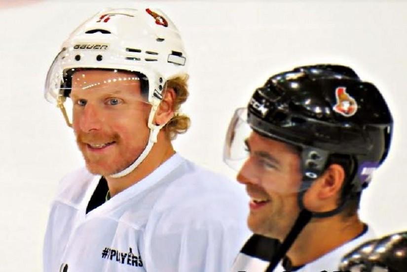 Ottawa Senators Hometown Tour series