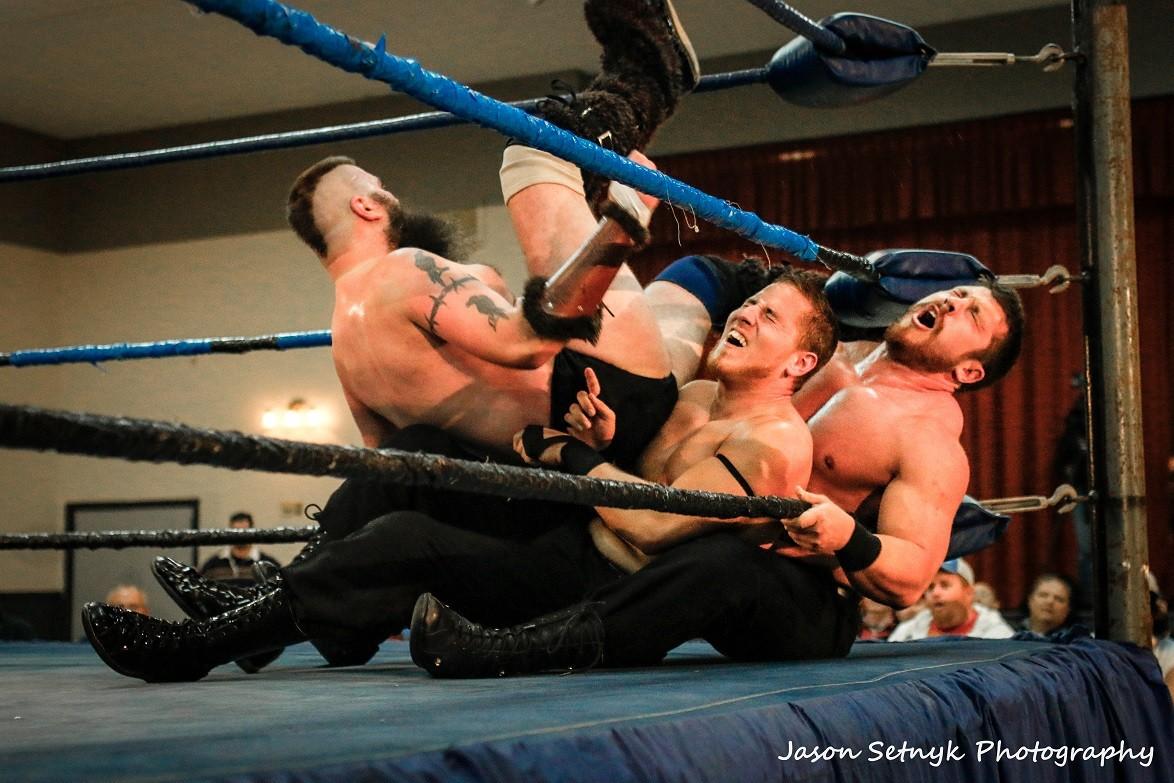Wrestling Action 001