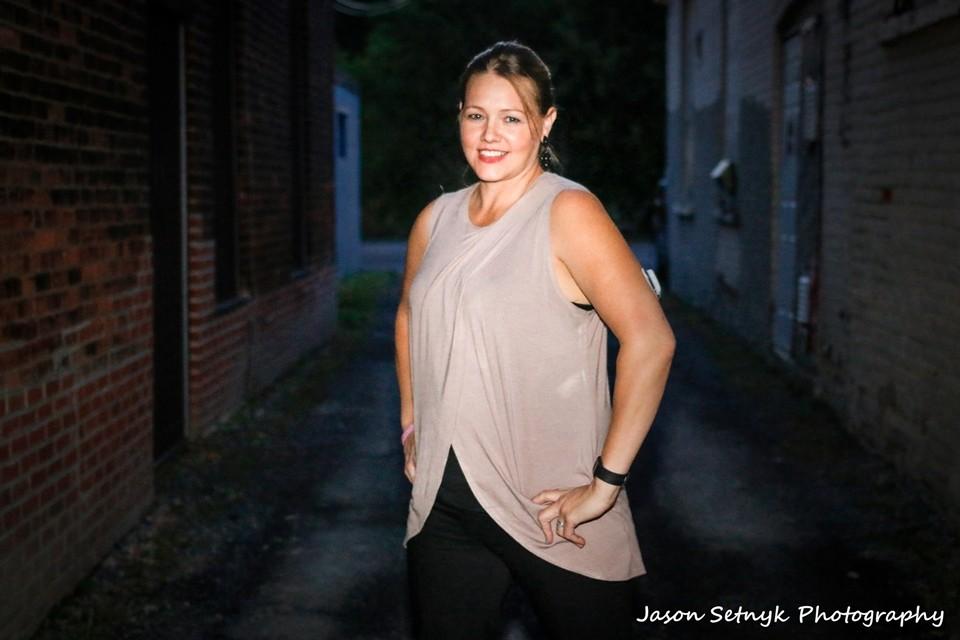 Erica Dawn Sigurdson Comedian